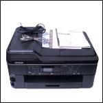 オークション代行-EPSONプリンター無線LAN複合機