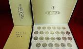 【落札実績】純銀 美術メダルコレクション