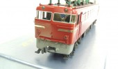 【落札実績】カツミED72交流電気機関車
