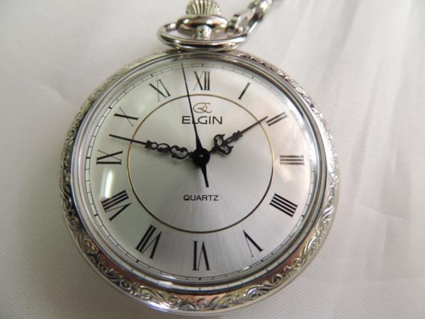 ELGIN懐中時計