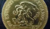 【落札実績】メキシコ20ペソ金貨Mexico 20 Pesos 1959年