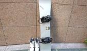 【落札実績】スノーボード バートン+ビンディング+靴