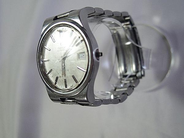 まるオク|落札実績|OMEGA オメガ Geneve ジュネーブ 自動巻き腕時計
