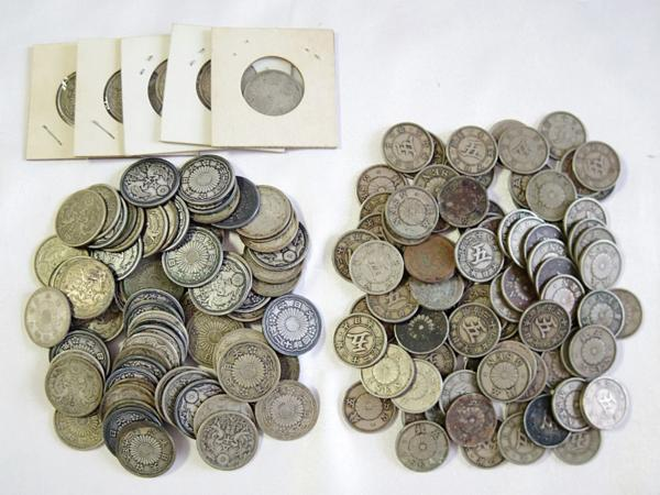 近代貨幣の種類