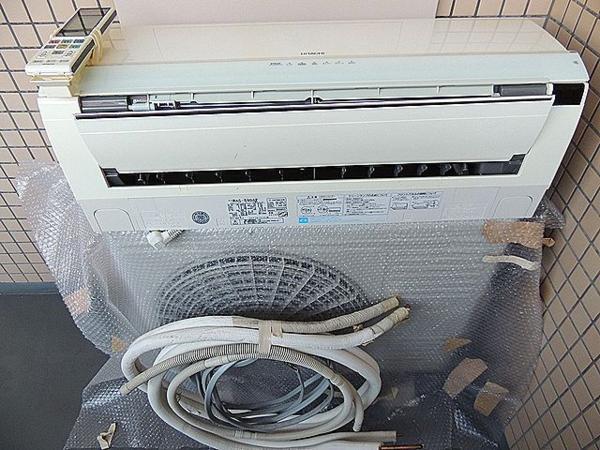 日立 HITACHI 自動掃除エアコン 白くまくん