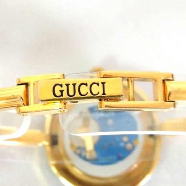 GUCCI/グッチ バングル型ウォッチ/腕時計
