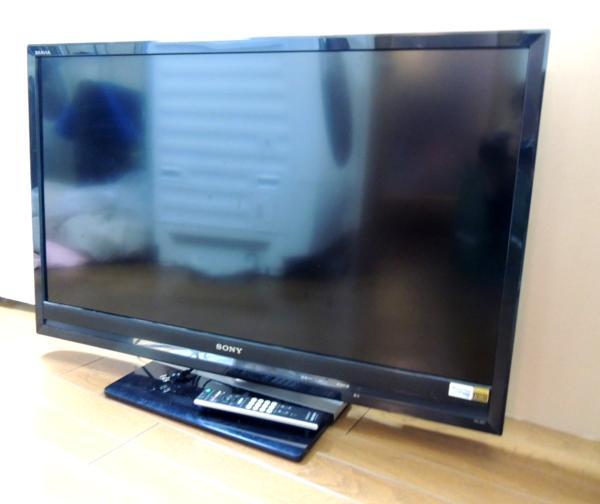 ソニー 40インチ フルHD液晶テレビ BRAVIA KDL-40F1 SONY