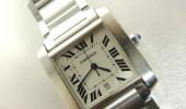【落札実績】カルティエ メンズ腕時計