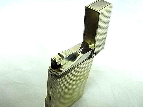 S.T. Dupont デュポン ライター シルバー