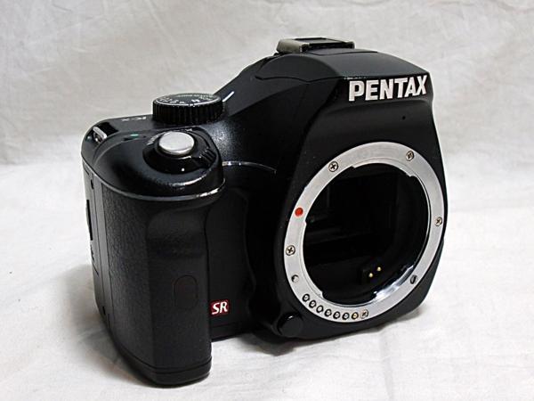 PENTAX/ペンタックス K-x ボディ&レンズ(18-55mm)ブラック