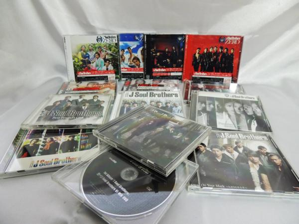 三代目 J SOUL BROTHERS「DVD・CD・グッズ」