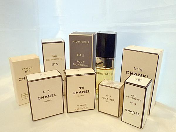 シャネル 香水セット 5 19 クリスタル プールムッシュウ
