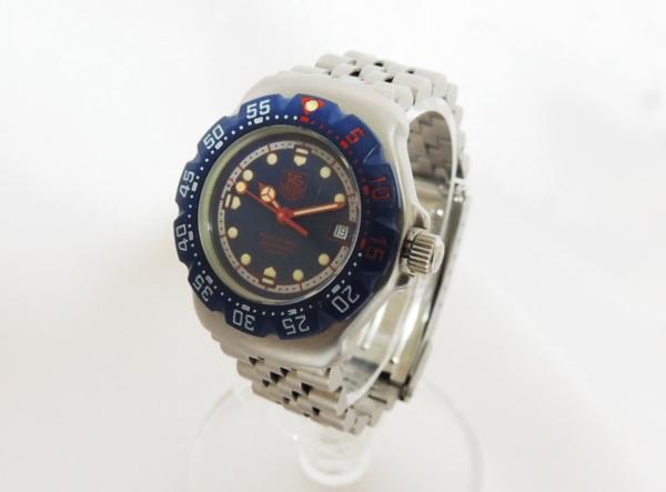 TAGHeuer タグ・ホイヤー フォーミュラ 370 508 腕時計