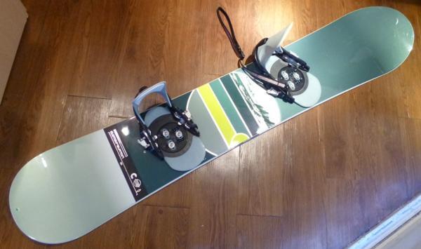 BURTON バートン 160 カスタム スノーボード/バッグ付