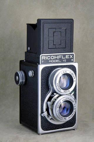 ジャンクであっても価値はあるアンティークカメラ
