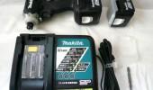 【オークション代行実績】マキタ 充電式インパクトドライバ TD160DRFXB 14.4V