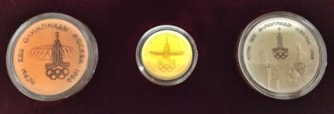 ヤフオク出品の参考に有名な記念メダルの種類